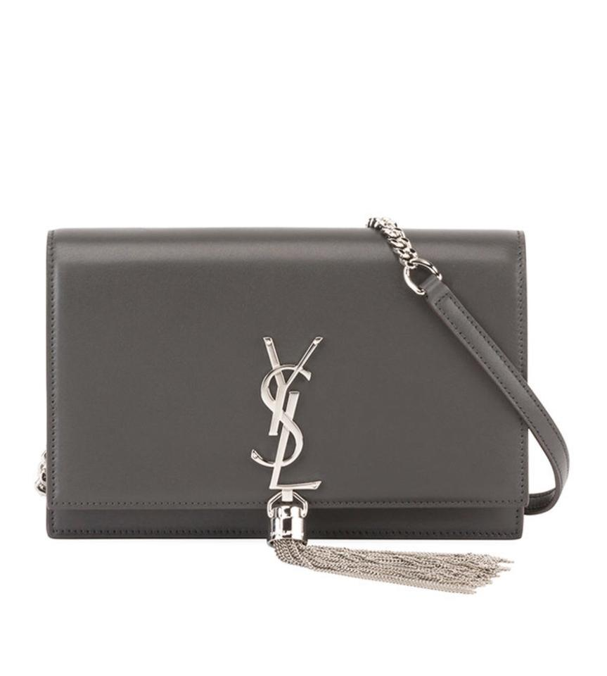 Saint Laurent Chain Wallet Monogram Kate Small Monogram Ysl Tassel ... cdcae0f83b