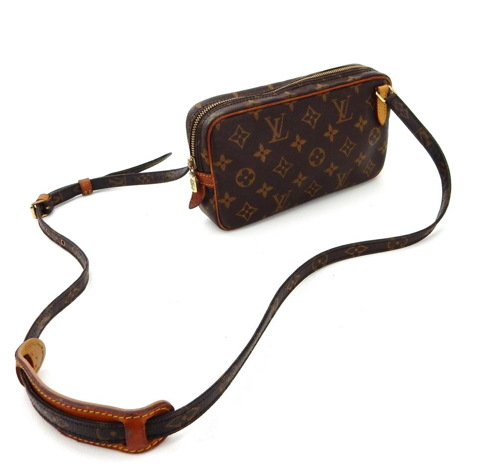 ee821835f52e Louis Vuitton Bandouliere Marly Monogram Vintage France Cross Body Bag  Image 0 ...