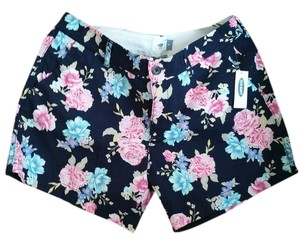 Old Navy Dress Shorts Floral