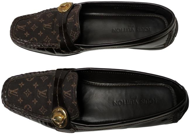 Item - Brown Monogram Preown Penny Loafer Formal Shoes Size EU 39 (Approx. US 9) Regular (M, B)