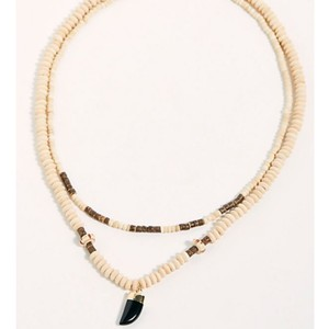 Free People free people north shore necklace