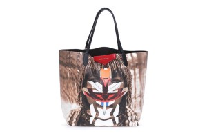 Givenchy Canvas Antigona Tote in Multicolor