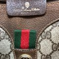 Gucci Vintage Sherry Web Doctor Satchel Gucci Vintage Sherry Web Doctor Satchel Image 11