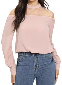 SheIn Top Purple