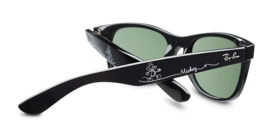 2b102d1a6a2a0 Ray-Ban RB2132 Limited Edition Mickey Mouse Wayfarer Image 0 ...