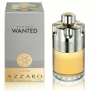 Azzaro WANTED BY AZZARO FOR MEN-EDT-5.1 OZ-150 ML-FRANCE