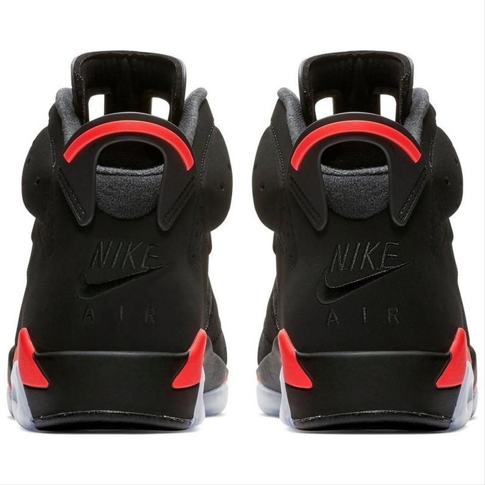 nouveaux styles 3a6d3 3760c Air Jordan Black Red Limited Edition Retro Infrared (2019) Sneakers  Boots/Booties Size US 9.5 Regular (M, B)