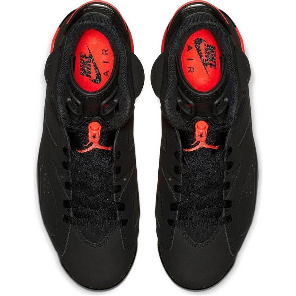 76762257941910 Air Jordan Black Red Limited Edition Retro Infrared (2019) Sneakers ...