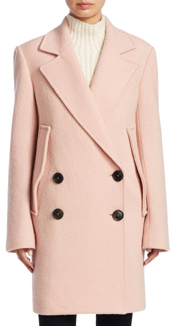 Item - Pink Wool Cape Coat Size 4 (S)
