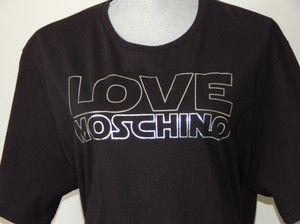 766499583a4 Black Love Moschino Tops - Up to 70% off a Tradesy