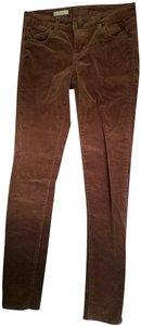KUT from the Kloth Corduroy Skinny Pants Camel