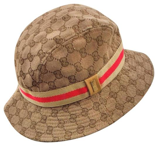 Preload https://img-static.tradesy.com/item/24882174/gucci-gg-monogrammed-bucket-hat-0-1-540-540.jpg