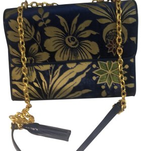 9e8bbbe13476 Tory Burch Peggy The Pig Mini Multicolor Leather Cross Body Bag ...