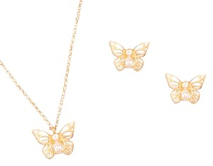 Kate Spade KATE SPADE * Social Butterfly Jewelry Set