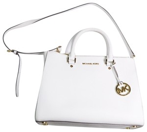 db24a379509c White Michael Kors Shoulder Bags - Up to 90% off at Tradesy