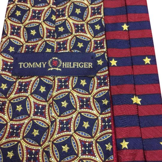 Preload https://img-static.tradesy.com/item/24884628/tommy-hilfiger-blue-and-yellow-professional-style-0-1-540-540.jpg