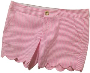 Lilly Pulitzer Buttercup Dress Shorts Pink