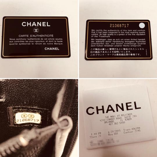 Chanel CHANEL SMALL ZIPPED BOY WALLET Image 8