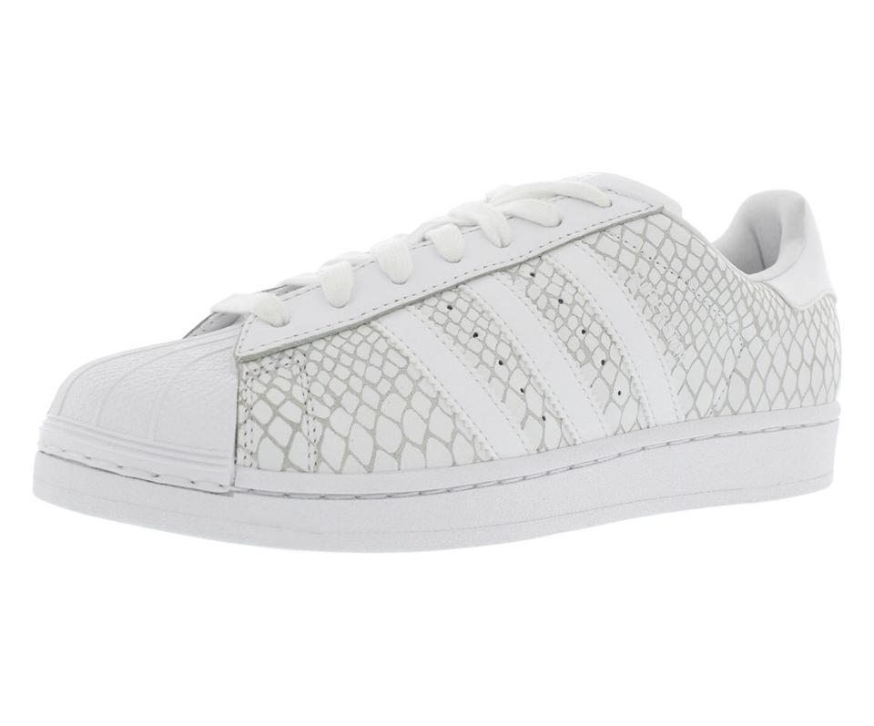 adidas White Superstar S75127 Sneakers. Size  US 10 Regular (M ... 4073640d4