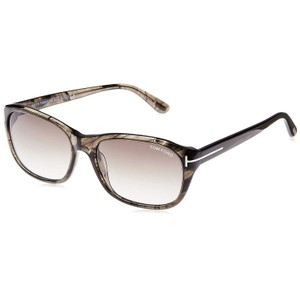 99514936d9c5 Tom Ford TOM FORD London TF396 TF 396 50K Smoke Marble Brown Sunglasses