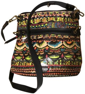 Sakroots Brightly Colored Sporty Casual Cross Body Bag