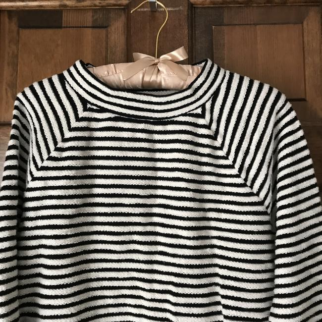 Ann Taylor LOFT Pullover Mock Turtle Long Sleeves Cotton Tunic Image 1