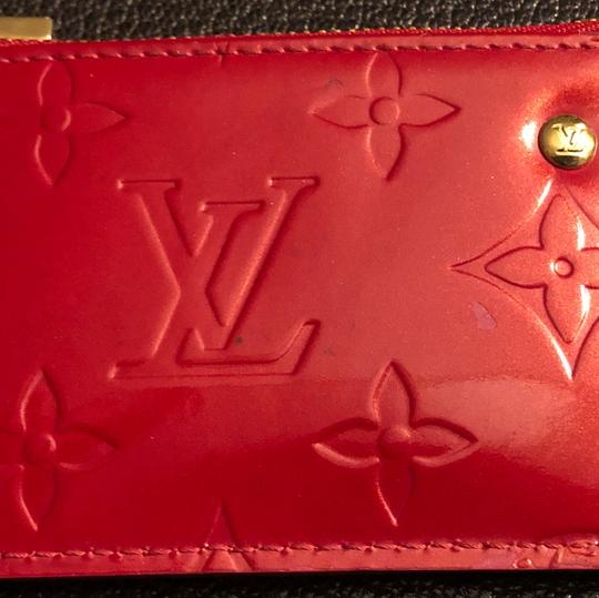Louis Vuitton Louis Vuitton Cles Coin/Key Pouch In Vernis Leather
