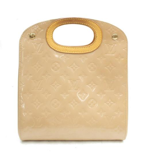 Preload https://img-static.tradesy.com/item/24887396/louis-vuitton-maple-drive-florentine-monogram-vernis-870163-beige-patent-leather-satchel-0-0-540-540.jpg