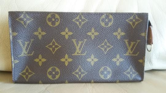 Louis Vuitton Pochette Cosmetic Makeup Accessory Cell Iphone Pouch Clutch Tote Bag
