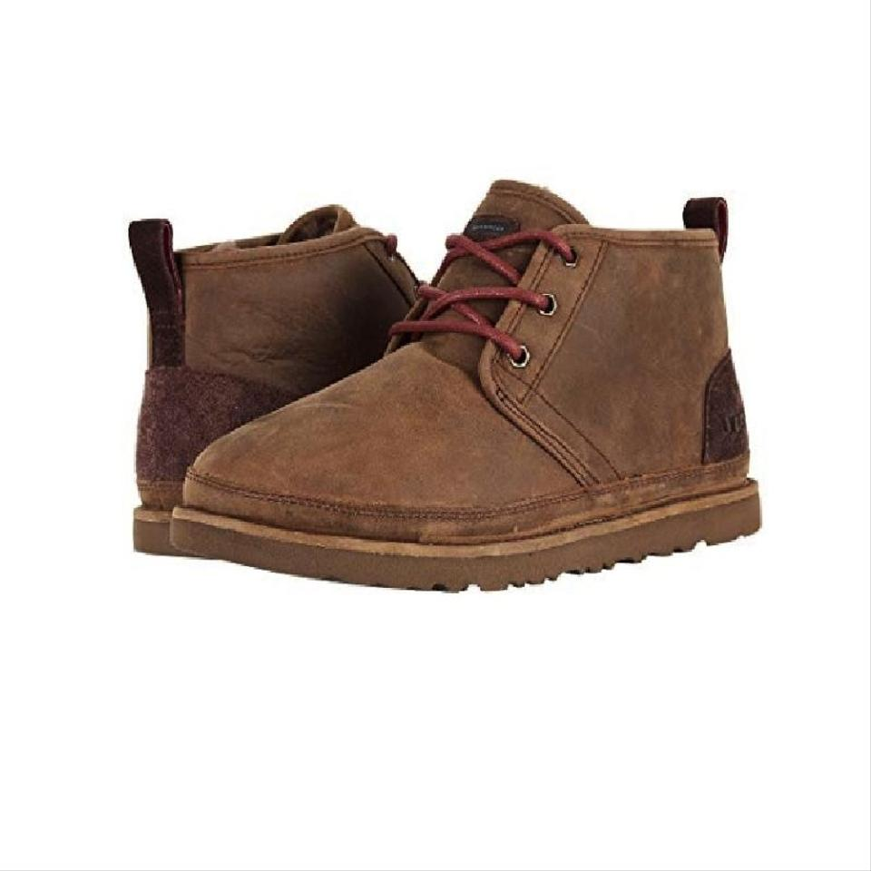 8861843a807 UGG Australia Grizzly Men's Neumel Waterproof 1017254 Boots/Booties Size US  7 Regular (M, B)