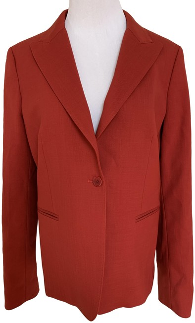 Preload https://img-static.tradesy.com/item/24887779/max-mara-rich-brick-red-umile-stretch-wool-jacket-blazer-size-12-l-0-1-650-650.jpg