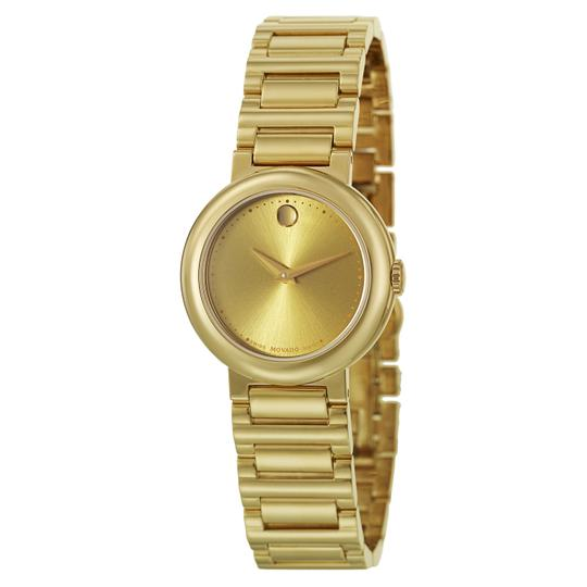 Preload https://img-static.tradesy.com/item/24887889/movado-yellow-gold-women-s-museum-dial-gold-plated-0606704-watch-0-0-540-540.jpg