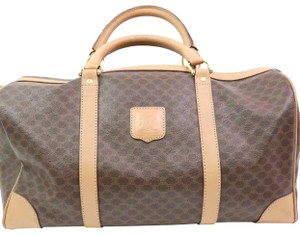 9d3a7ce3e4e4 Brown Céline Weekend   Travel Bags - Up to 90% off at Tradesy