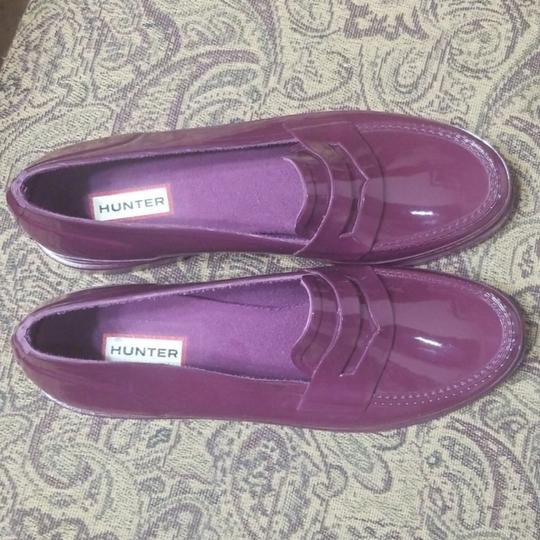 Hunter Purple Boots