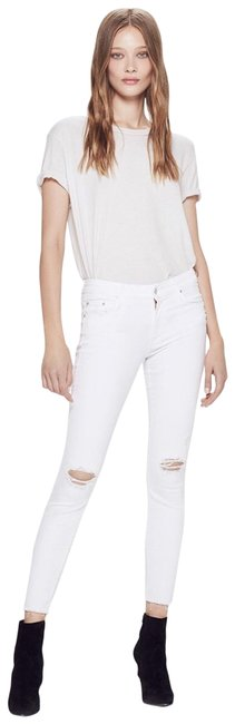 Preload https://img-static.tradesy.com/item/24888043/mother-white-distressed-looker-ankle-fray-miss-innocent-skinny-jeans-size-4-s-27-0-1-650-650.jpg