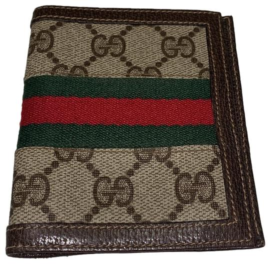 Preload https://img-static.tradesy.com/item/24888102/gucci-brown-gg-vintage-id-case-wallet-0-1-540-540.jpg