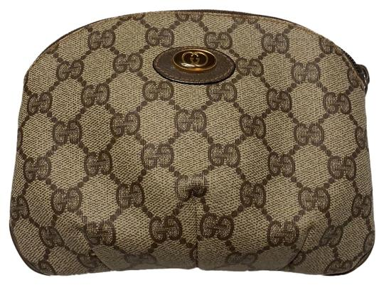 Preload https://img-static.tradesy.com/item/24888114/gucci-brown-gg-vintage-cosmetic-bag-0-1-540-540.jpg
