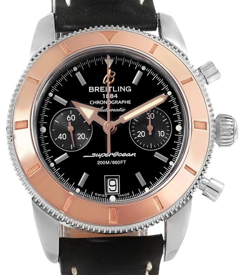 Breitling Breitling SuperOcean Heritage 44 Steel Rose Gold Watch U23370