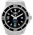 Breitling Breitling Aeromarine Superocean 44 Blue Hand Watch A17391 Box Papers Image 0