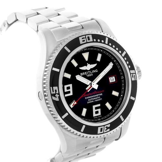 Breitling Breitling Aeromarine Superocean 44 Red Hand Mens Watch A17391 Box Image 2