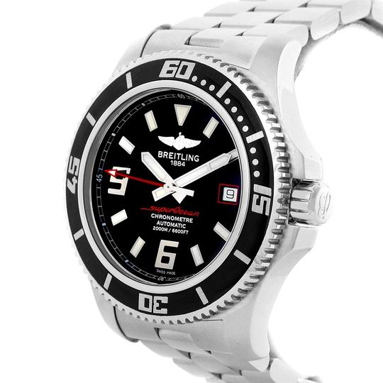 Breitling Breitling Aeromarine Superocean 44 Red Hand Mens Watch A17391 Box Image 3