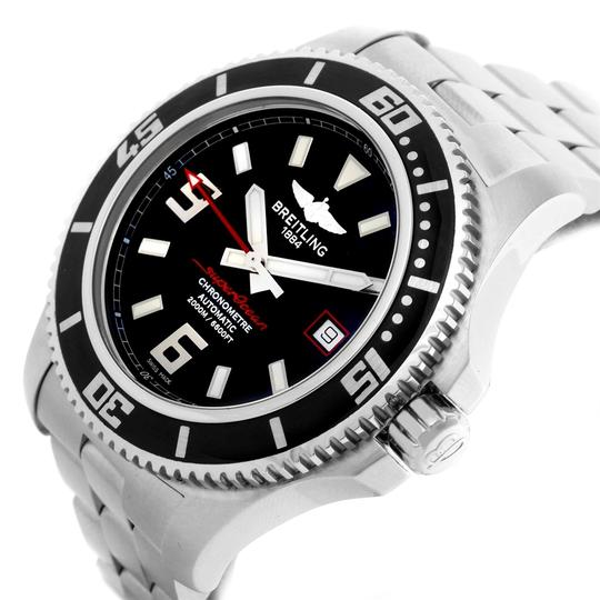 Breitling Breitling Aeromarine Superocean 44 Red Hand Mens Watch A17391 Box Image 4
