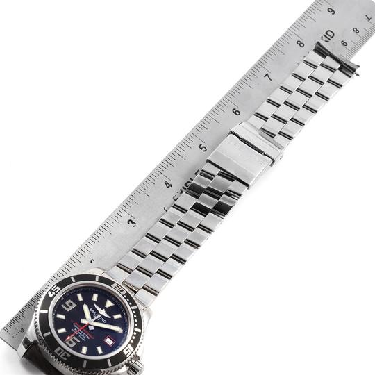 Breitling Breitling Aeromarine Superocean 44 Red Hand Mens Watch A17391 Box Image 8
