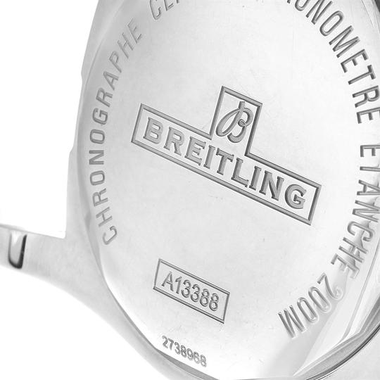 Breitling Breitling Colt Black Dial Stainless Steel Mens Watch A13388 Box Papers Image 5