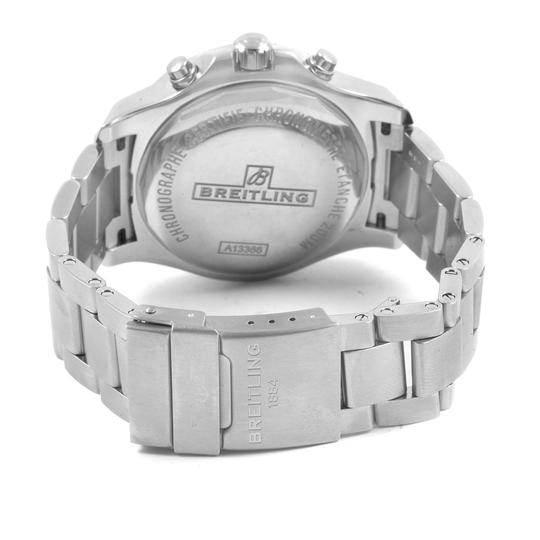 Breitling Breitling Colt Black Dial Stainless Steel Mens Watch A13388 Box Papers Image 7