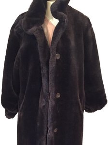 J. PERCY FOR MARVIN RICHARDS Fur Coat