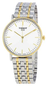 Tissot T-Classic Everytime Stainless Steel Quartz Men's Watch