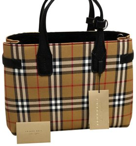 98e6d308dfaf Black Burberry Satchels - Up to 90% off at Tradesy