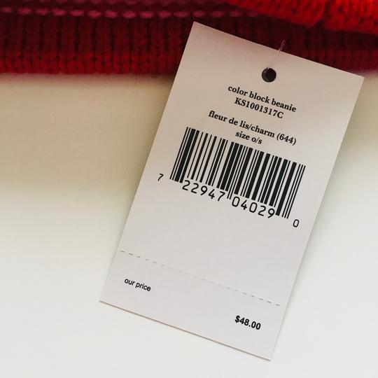Kate Spade Kate Spade Color Block Beanie Image 5