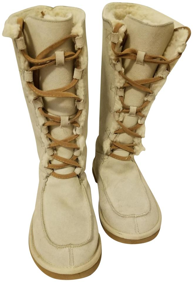 601fe5ed5c9 Tan Classic Tall Boots/Booties